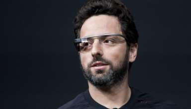 File images of Google Glass as it is questioned by privacy officials from seven nations. Officials have sent a letter to Google chief executive Larry Page, pressing him to explain the privacy implications of Glass. Glass is worn on a users face like glasses and is equipped with a camera, touchpad and small screen suspended over the wearer's right eye to display messages and alerts. The letter was co-signed by 10 privacy and data commissioners from Mexico, Israel, Canada, New Zealand, Australia, Switzerland and a Dutch representative from the European Commission.   Pictured: Google co-founder Sergey Brin demonstrates Project Glass during keynote speech at Google I/O Developer Conference in San Francisco in June 2012 Ref: SPL564884  200613   Picture by: Corbis/Splash News  Splash News and Pictures Los Angeles: 310-821-2666 New York: 212-619-2666 London: 870-934-2666 photodesk@splashnews.com