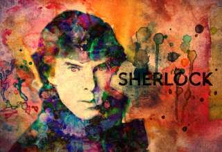 sherlock_watercolor_by_crystalcollecter-d4zvmc3