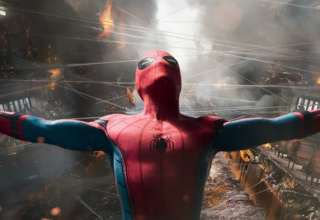 Spider-Man: Homecoming نقد فیلم spider-man: homecoming؛ مرد عنکبوتی 2017 نقد فیلم Spider-Man: Homecoming؛ مرد عنکبوتی 2017 29 Peter Save the Ferry in Spider Man Homecoming 320x220