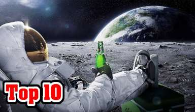 TOP 10 AMAZING FACTS ABOUT OUR MOON