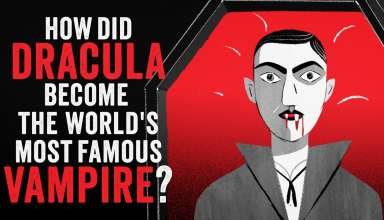 How did Dracula become the world's most famous vampire دانستنیها: چگونه دراکولا معروف ترین خون آشام جهان شد؟ دانستنیها: چگونه دراکولا معروف ترین خون آشام جهان شد؟ How did Dracula become the worlds most famous vampire 384x220