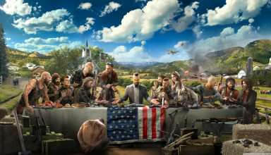 FAR CRY 5 Far Cry 5 Gang At The Table Wallpaper Far Cry 5 Gang At The Table Wallpaper far cry 5 gang at the table 1920x1080 384x220
