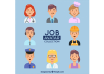 دانلود وکتور Fun pack of worker avatars دانلود وکتور fun pack of worker avatars دانلود وکتور Fun pack of worker avatars vektor3 34 104x74