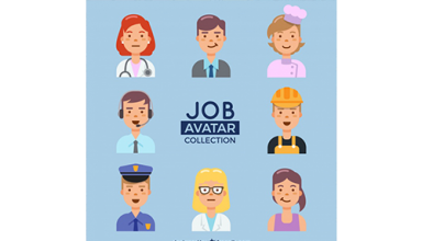 دانلود وکتور Fun pack of worker avatars دانلود وکتور fun pack of worker avatars دانلود وکتور Fun pack of worker avatars vektor3 34 384x220