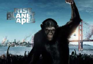 Rise of the Planet of the Apes نقد فیلم rise of the planet of the apes - ظهور سیاره میمون ها نقد فیلم Rise of the Planet of the Apes – ظهور سیاره میمون ها Rise of the Planet of the Apes 320x220