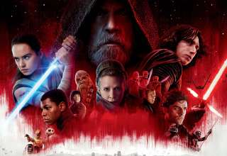 Star Wars: The Last Jedi Wallpaper