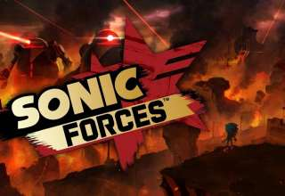Sonic Forces Wallpaper
