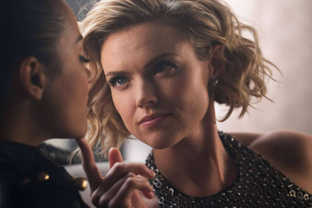 Erin Richards In Gotham Wallpaper