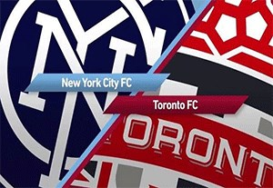 خلاصه کامل بازی نیویورک سیتی 2-2 تورنتو (درخشش ویا)