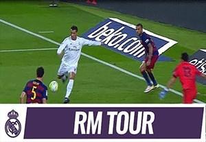 کلیپ باشگاه رئال مادرید به مناسبت ال کلاسیکو میامی 2017