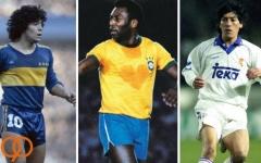 ۴۵ لقب جالب و معروف بازیکنان آمریکای لاتین