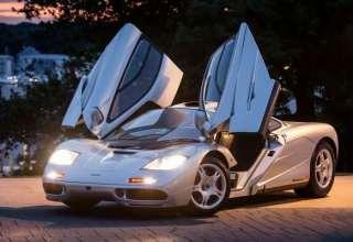 «مک لارن» گران ترین خودرو جهان را می سازد