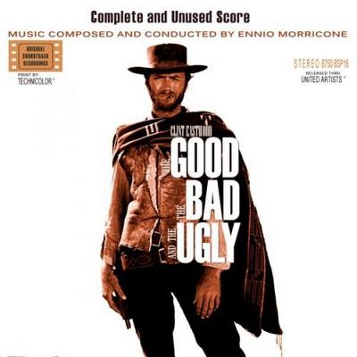 دانلود موسیقی متن فیلم The Good Bad and The Ugly – توسط Ennio Morricone