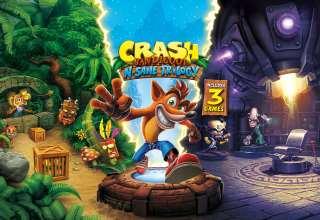 Crash Bandicoot N. Sane Trilogy Wallpaper