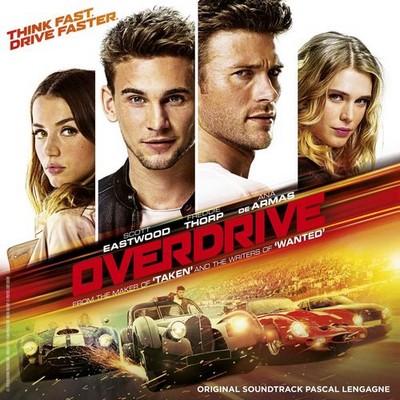 دانلود موسیقی متن فیلم Overdrive - توسط Pascal Lengagne