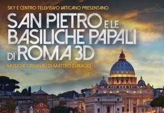 San Pietro e le basiliche papali di Roma 3d