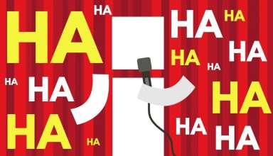 دانستنیها: چرا ما میخندیم؟