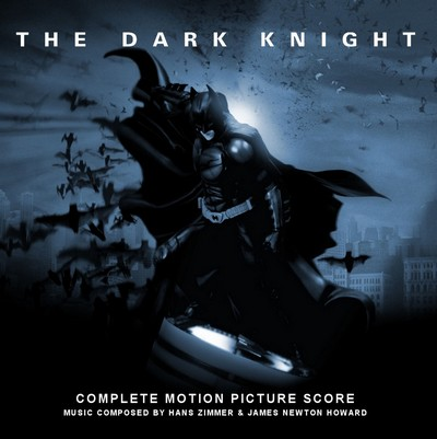 دانلود موسیقی متن فیلم THE DARK KNIGHT - توسط HANS ZIMMER - JAMES NEWTON HOWARD