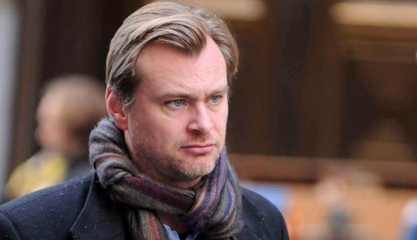 Christopher Nolan Wallpaper