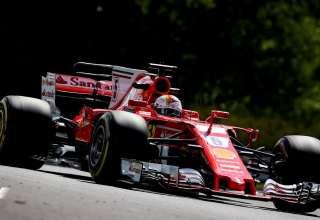 دور تعیین خط رقابت های F1 2017 مجارستان