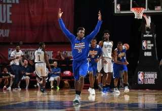 هایلایت لیگ تابستانه NBA 2017 – لس آنجلس کلیپر در مقابل گلدن استیت