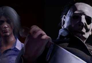 تریلری از بازی Dead by Daylight با عنوان هالووین