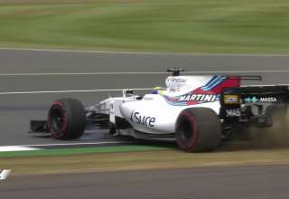 هایلایت رقابت های F1 2017 انگلستان بخش دوم