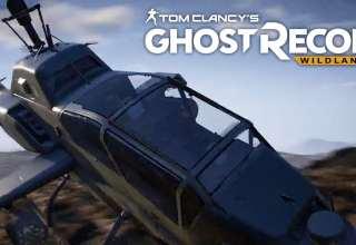 تریلر بروزرسانی جدید بازی Ghost Recon Wildlands - اضافه کردن هلیکوپتر های جدید