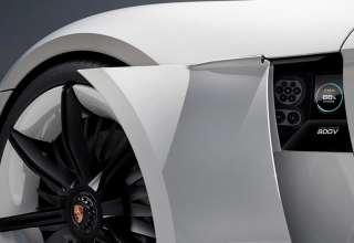 سرعت شارژ خودروهای الکتریکی پورشه کوتاه تر از چند دقیقه است