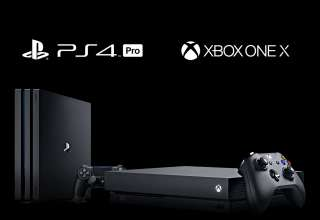 Xbox One and PlayStation 4 Pro