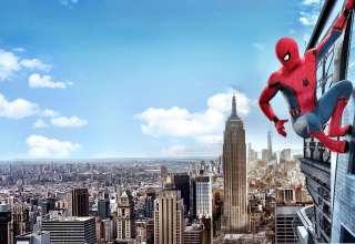 Spider-Man: Homecoming Wallpaper