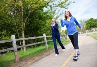 برای کاهش وزن پیاده روی کنید