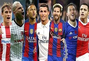 دریبلهای دیوانه وار سلاطین فوتبال (بخش 37)