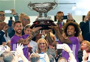 لحظات جذاب رئال مادرید در جام سانتیاگو برنابئو