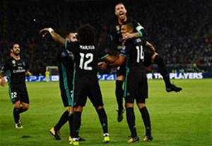 خلاصه بازی رئالمادرید 2- 1 منچستریونایتد