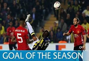 برترین گلهای اروپایی فصل 2017-2016