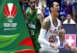 حرکت های برتر روز چهارم بسکتبال کاپ آسیا 2017