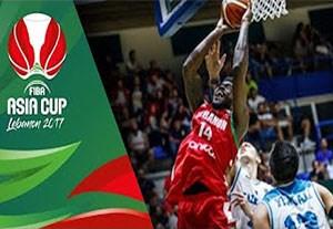 5 حرکت برتر روز پنجم بسکتبال آسیا