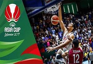 برترین اسلم دانکهای مرحله گروهی بسکتبال آسیا