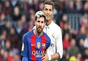 10 گل برتر مسی و رونالدو در ال کلاسیکو