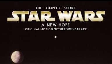 دانلود موسیقی متن فیلم Star Wars Iv a New Hope – توسط John Williams