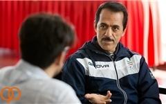 چمنیان: کیروش از شنیدن خبر بازی با مکزیک و فرانسه خوشحال شد