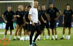 زیدان برای تمدید قرارداد با رئال مادرید به توافق رسید
