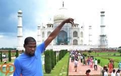 عذرخواهی بهترین بازیکن فینال NBA از مردم هندوستان