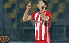 انصاریفرد پس از بازی لیگ قهرمانان پانیونیوسی میشود