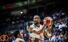 بسکتبال کاپ آسیا؛ لبنان حریف ایران در مرحله دوم شد