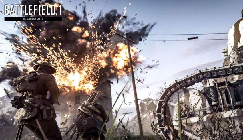 Battlefield 1 - Incursions
