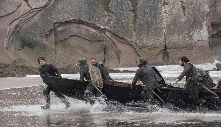Game of Thrones-Theon-Harrag-Ironmen-Spoils-of-War