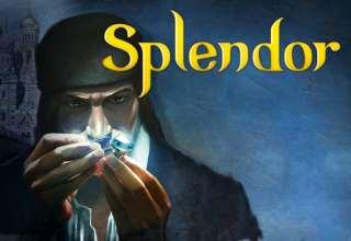 معرفی بازی رومیزی Splendor
