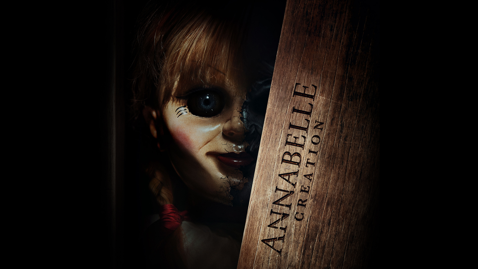 Annabelle Creation Wallpaper